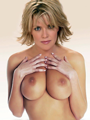 Amanda Tapping nude, naked, porn, movie, photo