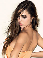 Amber Le Bon nude, naked, porn, movie, photo