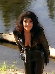 Apollonia Kotero nude, naked, porn, movie, photo