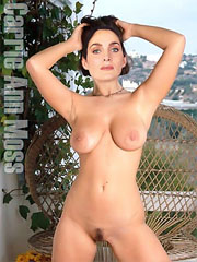 Carrie Anne Moss nude, naked, porn, movie, photo