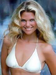 Christie Brinkley nude, naked, porn, movie, photo