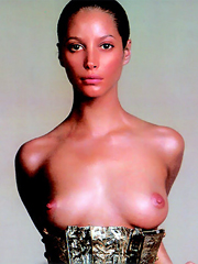 Christy Turlington nude, naked, porn, movie, photo