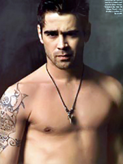 Colin Farrell nude, naked, porn, movie, photo