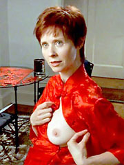 Cynthia Nixon nude, naked, porn, movie, photo
