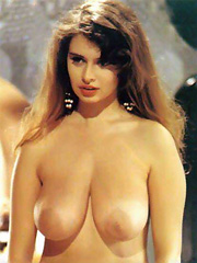 Debora Caprioglio nude, naked, porn, movie, photo