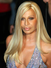 Donatella Versace nude, naked, porn, movie, photo
