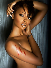 Eva Marcille nude, naked, porn, movie, photo