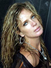 Rachel Hunter nude, naked, porn, movie, photo