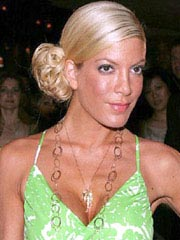 Tori Spelling nude, naked, porn, movie, photo