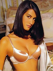 Yasmeen Ghauri nude, naked, porn, movie, photo